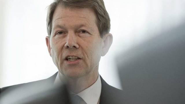 SNB-Direktoriumsmitglied Fritz Zurbrügg (Archiv)