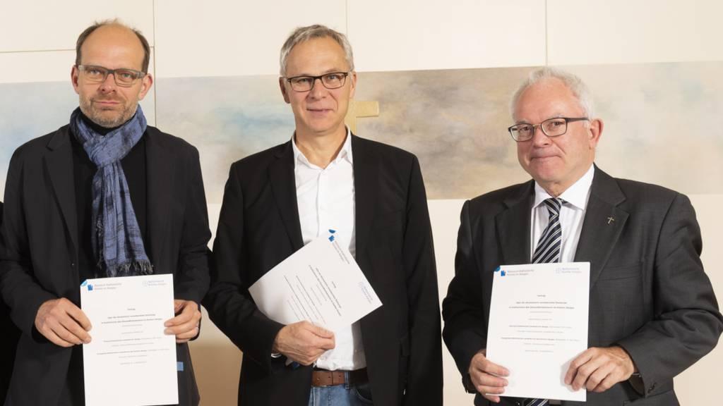 Aargauer Landeskirchen spannen bei Seelsorge zusammen