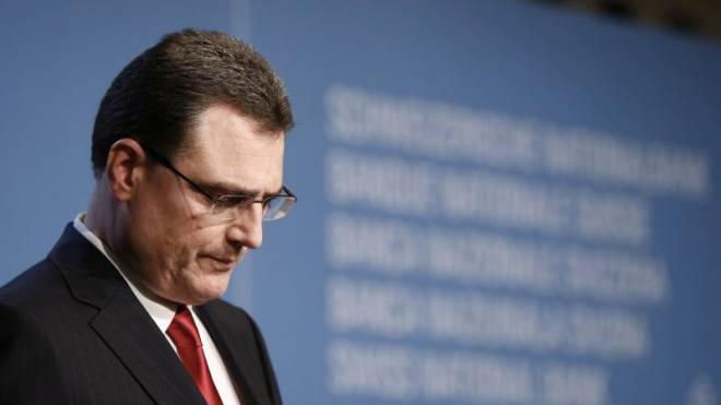 Viele Fragen bleiben nach der Einführung des Negativzinses unbeantwortet: SNB-Chef Thomas Jordan