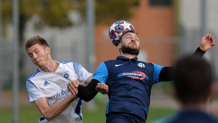Der FC Lommiswil setzte sich mit 2:0 durch.