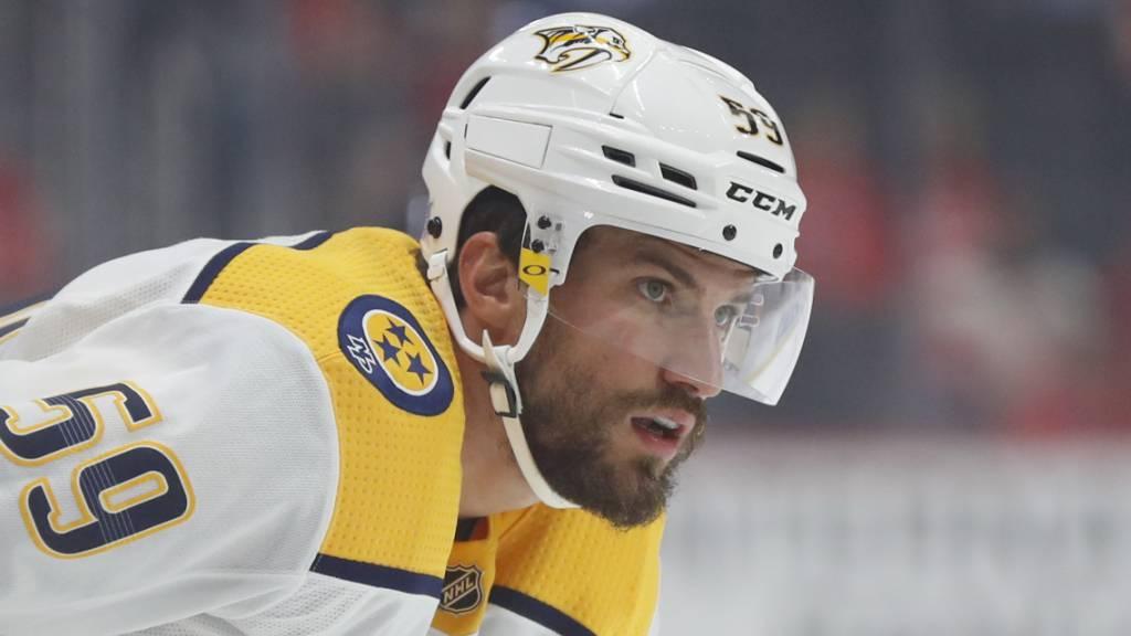 Roman Josi wird vom amerikanischen Sportsender ESPN als Nummer 63 der Top-100-Spieler des auslaufenden NHL-Jahrzehnts eingestuft