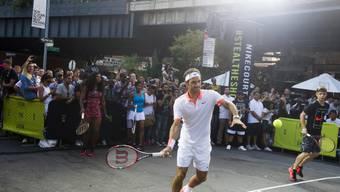 Roger Federer hat ein gutes Los erwischt