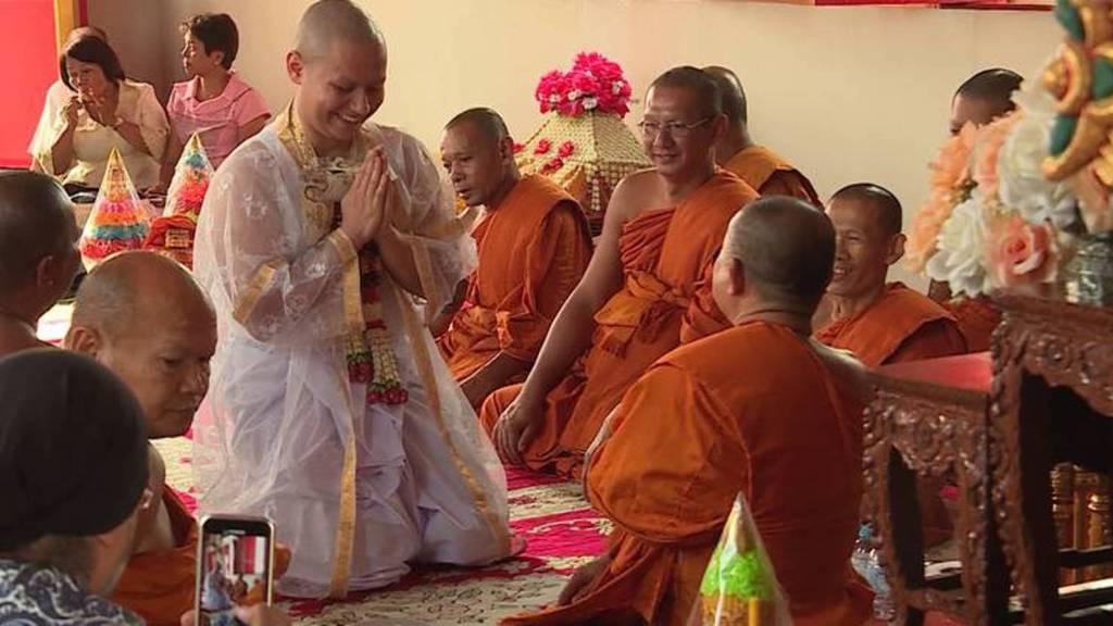 Mönch auf Zeit — Teil 3: Die Ordination