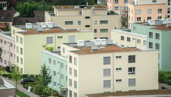 Gute Nachricht für die Aargauer Hauseigentümer: Im 2017 müssen sie weniger Prämien zahlen. (Bild: Staufen)