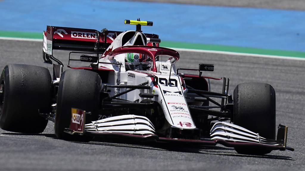 Alfa Romeo und Sauber bleiben einander treu