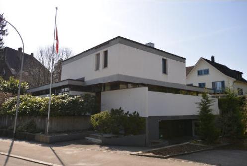 Einfamilienhaus Bernasconi, Frank Buchser-Strasse 3