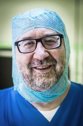 Luca Remonda (Vorsitzender der Neuroradiologie)