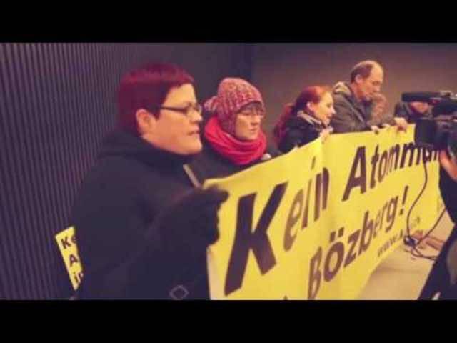 Das Video der KAIB mit Titel «Kein Atommüll im Bözberg!»