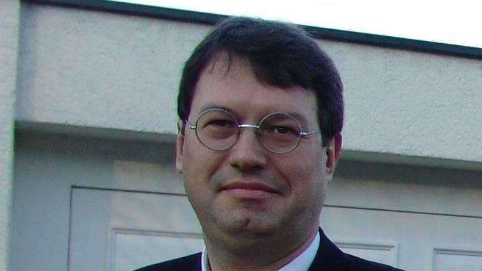 FDP-Präsdident von Urdorf: Emanuel Agustoni. (Archiv/Flavio Fuoli)