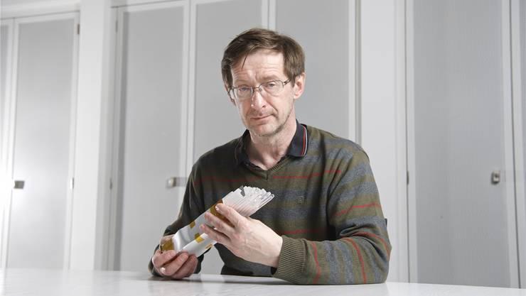 Wojciech Hajdas: «Dank unserer Daten werden sich wohl manche dieser Theorien zu den Ursprungsmechanismen ausschliessen lassen.»