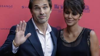 Olivier Martinez und Halle Berry heiraten wohl morgen (Archiv)