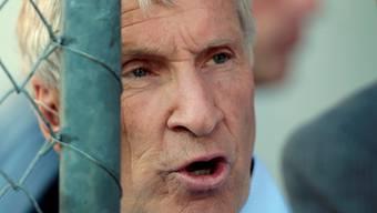 «Er lässt sich in der Untersuchungshaft nicht kleinkriegen», Anwalt Adrian Bachmann über Erich Vogel. Key