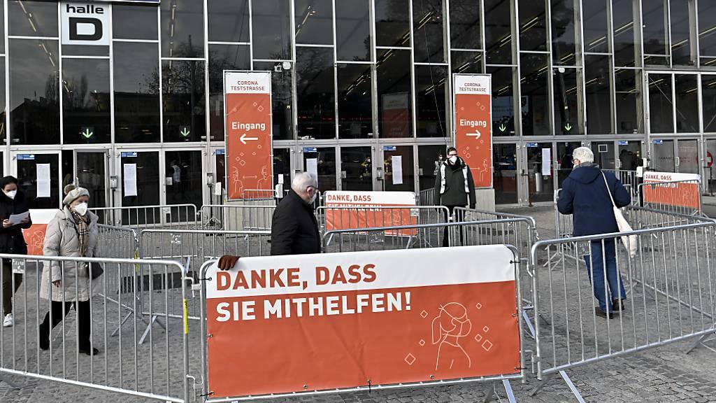 Wien plant Corona-Selbsttests für Schüler - «einfach wie Nasenbohren»