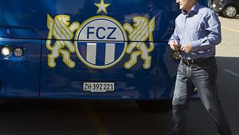Frühzeitige Heimreise für den FCZ mit Präsident Ancillo Canepa