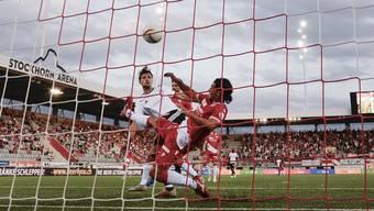 Bildergalerie: Super League, Saison 2019/20, 3. Runde, FC Thun - FC Basel (3.8.19)