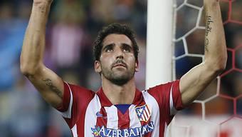 Raul Garcia erzielte das 2:0 für Atletico.