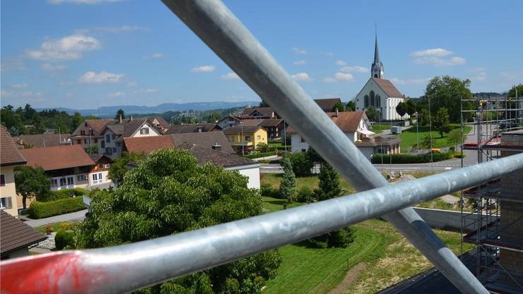 In Oberrüti werden nach harten Auseinandersetzungen drei Neue an der Zukunft der Gemeinde mitbauen. ES