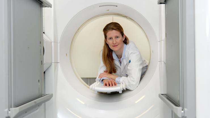 Die 40-jährige Irene Burger ist seit dem 1. Januar 2019 als Chefärztin für die Nuklearmedizin am KSB verantwortlich. Zuvor war sie als Leiterin des PET/CT-Zentrums der Klinik für Nuklearmedizin des Universitätsspitals Zürich (USZ) tätig gewesen.
