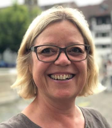 «Cédric Wermuth vertritt klare Positionen und weicht nicht von seiner Linie ab»: Barbara Kunz-Egloff, Präsidentin SP Bezirk Zofingen.