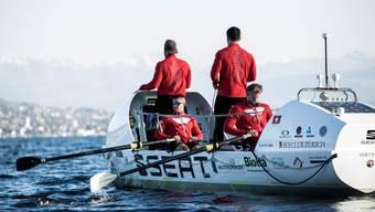 Vier Zürcher nehmen am häretesten Ruderrennen der Welt teil