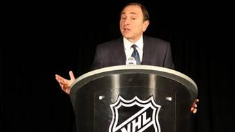 Eine verlorene Saison wird wohl NHL-General Gary Bettman aus dem Amt fegen.
