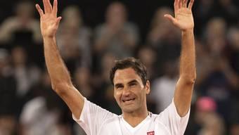 Engagiert sich gegen das Coronavirus und ruft zum richtigen Verhalten auf: Roger Federer