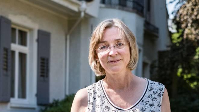 Heike Gudat ist Palliativmedizinerin und leitet das «Hospiz im Park» in Arlesheim. Foto: Kenneth Nars