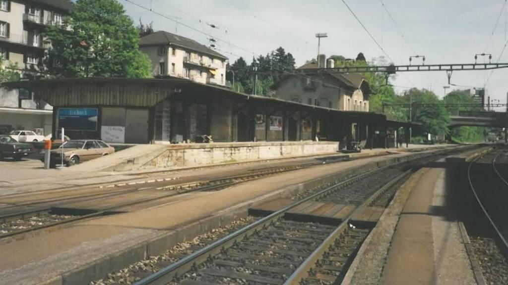 Händ Sie gwüsst? — Teil 4: Tram- und Zugverkehr durch Zentrum Wipkingen