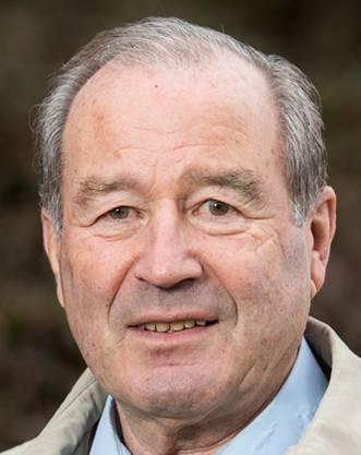 Maximilian Reimann, 77, Aargau: Gründete eine unabhängige Liste.