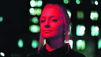 Hat sich wieder im Griff: Sängerin Emily Underhill.