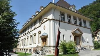 Amthaus Thal-Gäu im Schmelzihof mit Betreibungsamt, Zivilstandsamt, Richteramt, Gericht, Oberamt Kantonale Verwaltung
