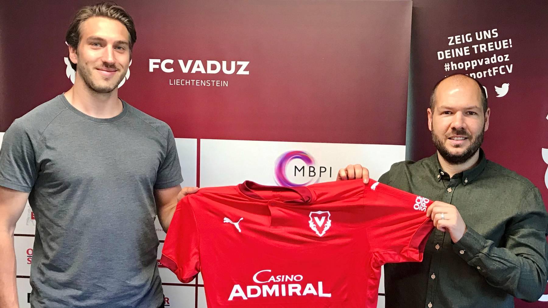 Simone Rapp wechselt vom rumänischen Verein Sepsi OSK zum FC Vaduz.