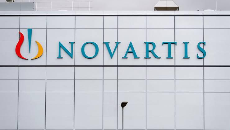 In den Negativschlagzeilen: Novartis.