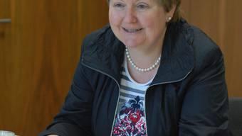 Andrea Weber, Gemeindeammann Niederweningen