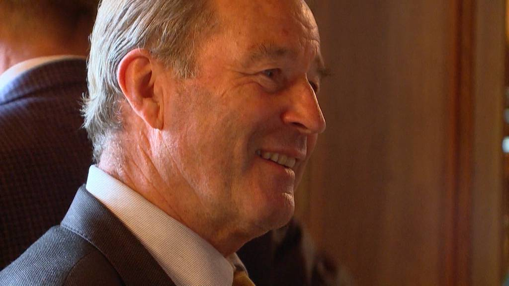 Reimann funkt SVP mit Seniorenliste in den Wahlkampf
