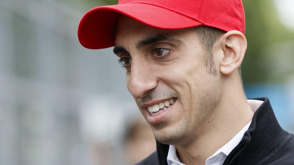 Sébastien Buemi beendet die Formel-E-Saison mit einem Podestplatz