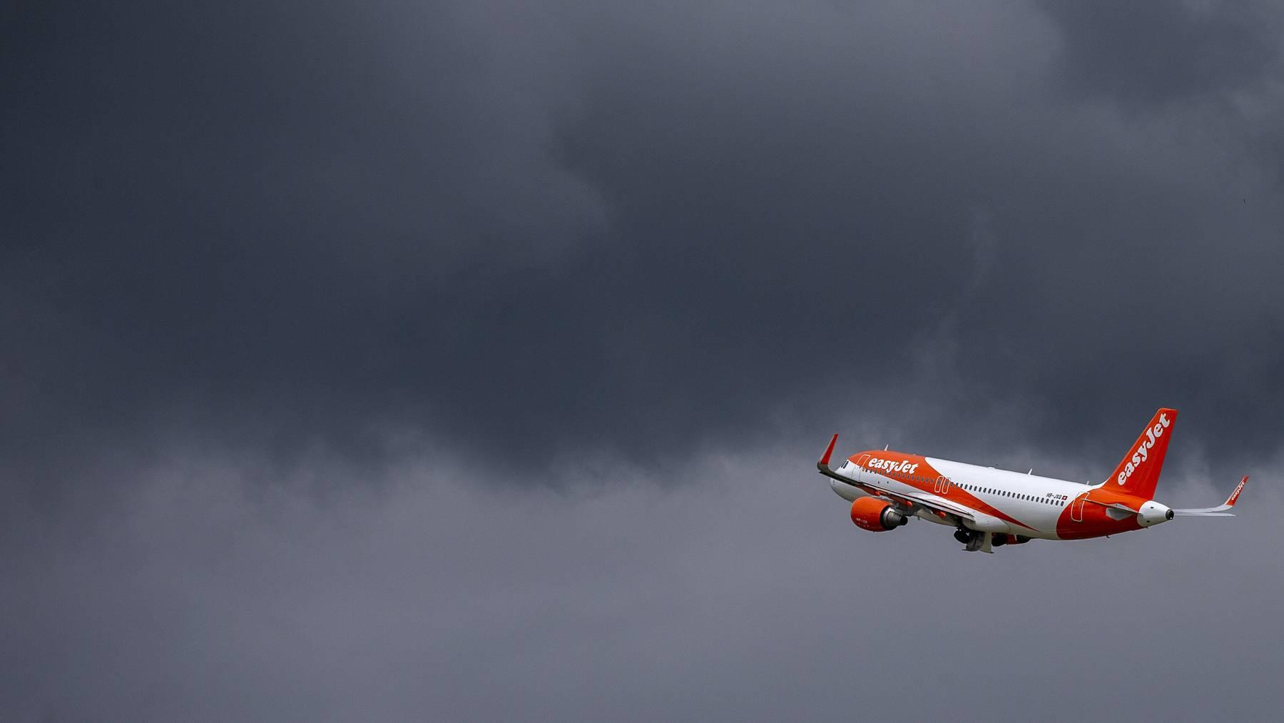 Easyjet fliegt in eine unsichere Zukunft.