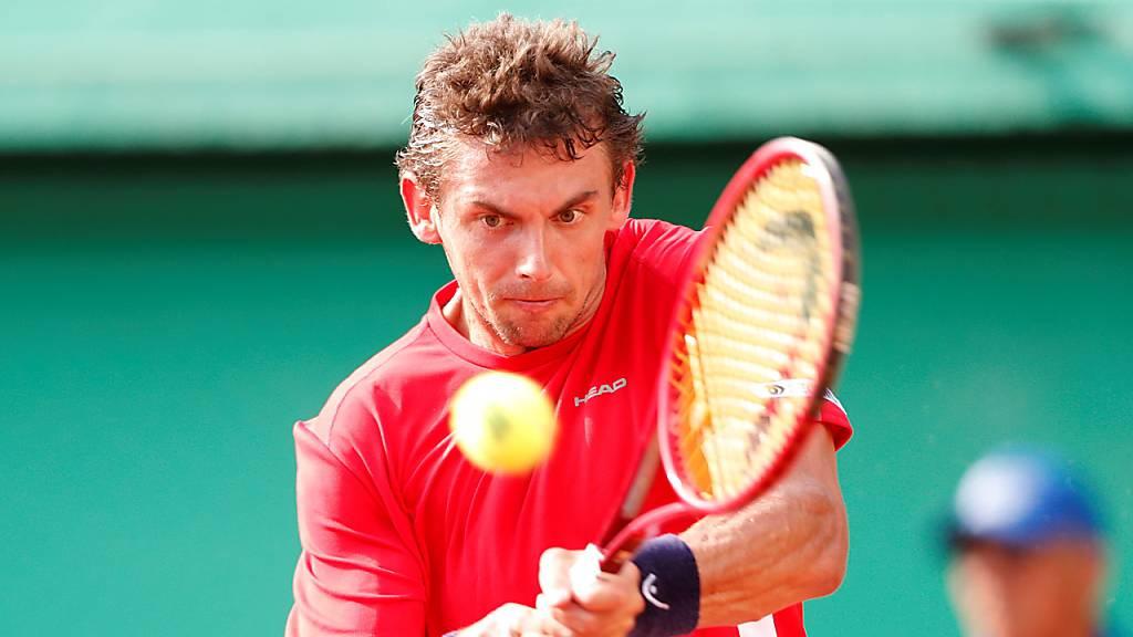 Henri Laaksonen schafft es am French Open ins Hauptfeld