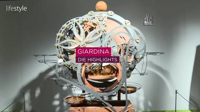 Giardina Highlights