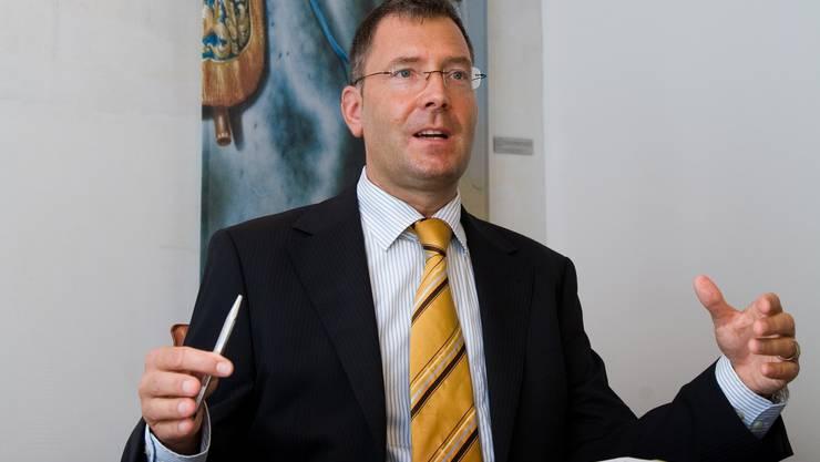 Hans-Peter Portmann: «Das Vertrauensverhältnis zwischen Bürger und Staat hat sich bewährt.»