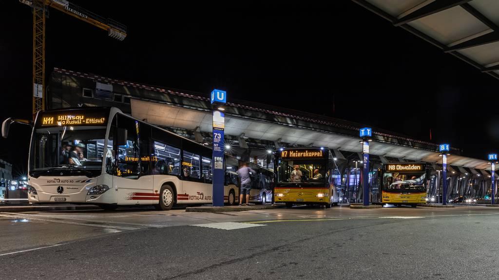 Horw soll zusätzliche S-Bahn-Linie erhalten – auch Nachtnetz wird ausgebaut