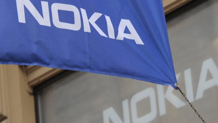 Ausnahme von der Regel: Nokia nimmt zu Marktgerüchten Stellung und dementiert eine Übernahme von Juniper. (Archivbild)