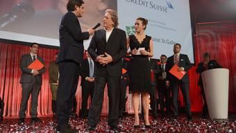Die List AG gewinnt den Unternehmerpreis Prix SVC Nordwestschweiz