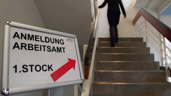 Die Arbeitslosenquote im Aargau steigt weiter an und erreicht die 3,5-Prozentmarke (Symbolbild).