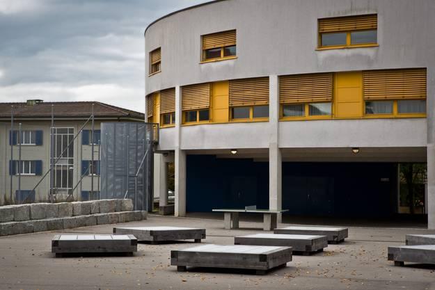 So sieht es neu beim Schulhaus Dorf aus