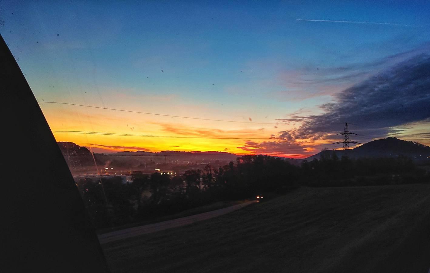Das Morgenrot in Pfungen (© zVg)