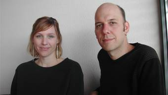 Melanie Gehrig und Reimar Walthert freuen sich auf die bevorstehende Operettengala.