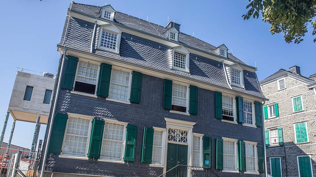 Wuppertal öffnet nach fünf Jahren Sanierungspause Engels-Haus