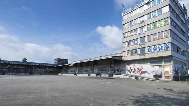 Auf dem Areal Feldreben in Muttenz BL soll ein Bundesasylzentrum mit 500 Plätzen entstehen.