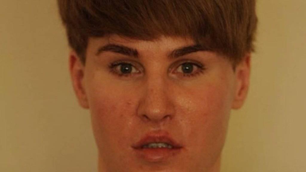 Tobias Strebel alias Toby Sheldon, nachdem er sich für 100'000 Dollar zum Justin-Bieber-Double hatte umoperieren lassen. Nun weiss man, woran er letztes Jahr starb: an einer Unmenge verschiedener Medikamente. (Instagram)